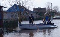 По улицах — на лодке