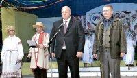 Землёю белорусской объединенные