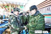 Проверка боевой готовности Вооруженных Сил
