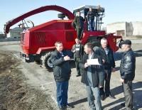 На тракторы и комбайны - с новыми удостоверениями