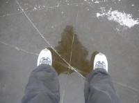 За выход на лед — штраф