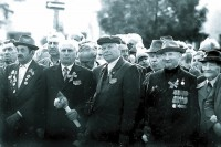 Экскурс в прошлое: в день 50-летия Великой Победы
