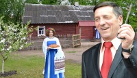 """""""Родная хата — такая как есть"""" или открытие нового музея возле СШ №3"""