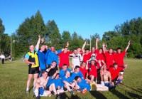 Футбол в Язне
