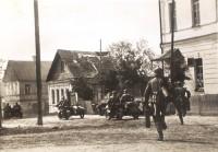 """Дисна. 3 июля 1941 года. """"Зачистка города"""""""