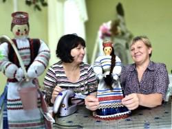 Креативность сотрудников Чепуковского СДК