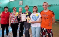 Спортландия для учителей в Язне