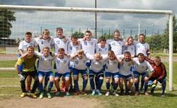 Закончились встречи в западной зоне чемпионата Витебской области по футболу