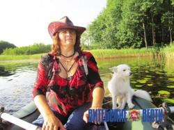 Кася Казачонок — хранительница природы, рыбачка и охотница