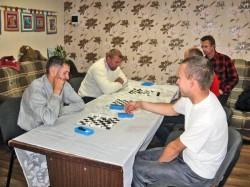 Шашечный турнир в Миорском ТЦСОН