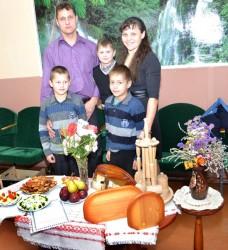 Тереза Барановская из Нового Погоста награждена премией им. З. Туснолобовой-Марченко