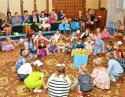 30 лет Миорскому детскому саду №3