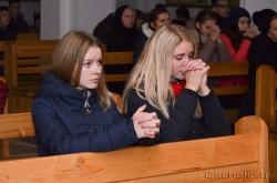 Миорская католическая молодежь участвовала во встрече в Полоцке
