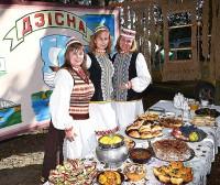 Фестиваль журавлей и клюквы