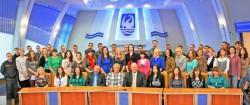 Встреча с молодыми специалистами в Миорах