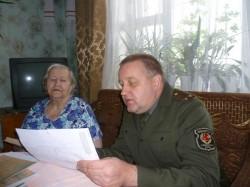 """Глафира Качан: """"Живу воспоминаниями и надеждой"""""""
